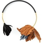Marni Flower Detail Necklace