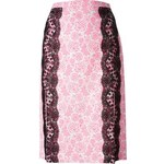 Christopher Kane Floral Broderie Skirt