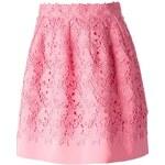 Ermanno Scervino Floral Lace Skirt