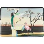 Mary Katrantzou 'Flamingo' Clutch
