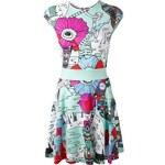 Mary Katrantzou 'Poppies' Dress