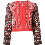 Moschino Paisley Print Jacket