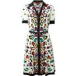Missoni Animal Print Belted Dress
