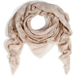 Zadig & Voltaire Burn Out Skull Scarf