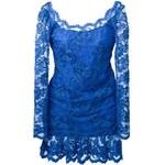 Balensi Open Back Lace Dress