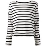 Won Hundred Long Sleeve Striped Top
