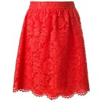 Valentino Lace Skirt