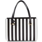 Dolce & Gabbana Striped Tote