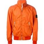 Stone Island Zipped Windbreaker Jacket