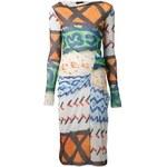 Vivienne Westwood Anglomania 'Taxa' Mesh Dress
