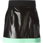 Fausto Puglisi Contrast Hem Skirt