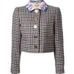 Hermès Vintage Tweed Skirt Suit