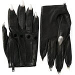 Majesty Black 'Sarah' Gloves