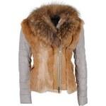 Dámská zimní bunda Nickelson Ursula stone S