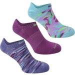 Ponožky Nike 3 Pack Graphic Trainers dám.