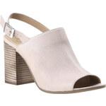 Baťa Kožené sandály na pohodlném podpatku