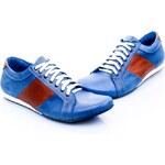 Zapato Pánské tenisky, 128_blue