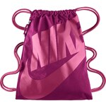 Nike HERITAGE GYMSACK fialová