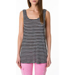 Tally Weijl Monochrome Striped Top