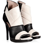 McQ Alexander McQueen Leather Lara Sandals