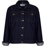Topshop MOTO Oversized Western Jacket