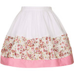 Topshop **Lucy Rose Bud Skirt by Jones and Jones
