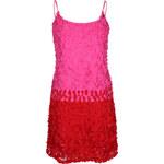 Galliano Dámské šaty, XR74E582076_pink 523