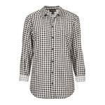 Topshop Gingham Shirt