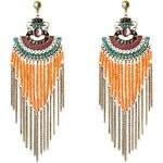 Promod Bold drop earrings