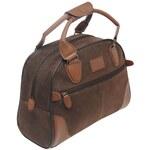 Kangol XS Carry On Bag Brown Jedna velikost