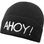 Pulp PULP Slogan Beanie Hat Ahoy Pánské