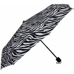 Dunlop Folding Umbrella Zebra N