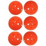 Dunlop Air Golf Balls Orange N