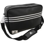 adidas Enamel Medium Messenger Bag Black/White N