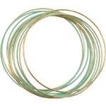 Golddigga Bracelet dámské Teal/Gold x12 N
