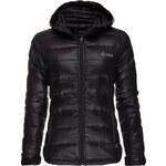 Zimní péřová bunda dámská Kilpi ALADI BLK
