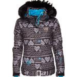Zimní bunda dámská Kilpi KAINU BLK