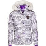 Zimní bunda dámská Kilpi KAINU GRY