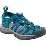 Dámské sandály KEEN Whisper W celestial/corydalis blue 4,5