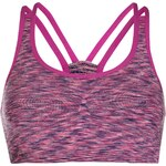 USA Pro Seamless Sports Bra dámské Dark Pink 6 (XXS)