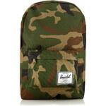 Topman Mens Green Herschel Classic Backpack