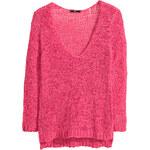 H&M Pullover in lockerem Strick