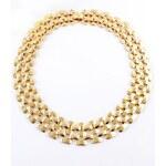 SheInside Fashion Gold Multilayer Necklace