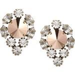 Krystal Swarovski Circle Earrings