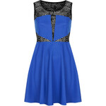 Topshop **Lace Skater Dress by WYLDR