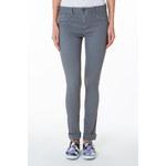 Tally Weijl Grey Basic Skinny Pants