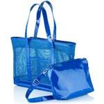 3Suisses Taška a malá kabelka modrá TU