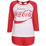 Topshop Coke PJ Tee and Shorts
