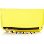Topshop Fold Over Pouch Purse