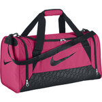 Nike WOMENS BRASILIA 6 DUFFEL S růžová NS